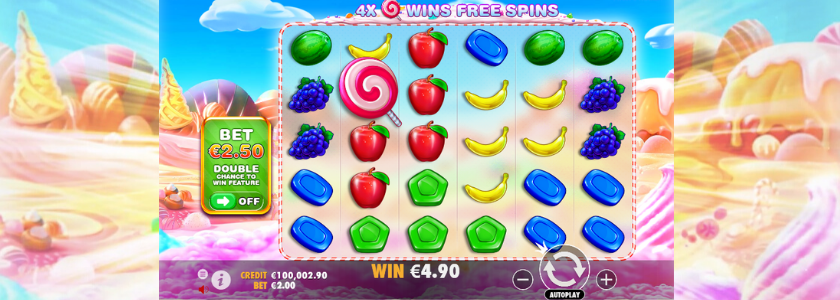 Sweet Bonanza - play