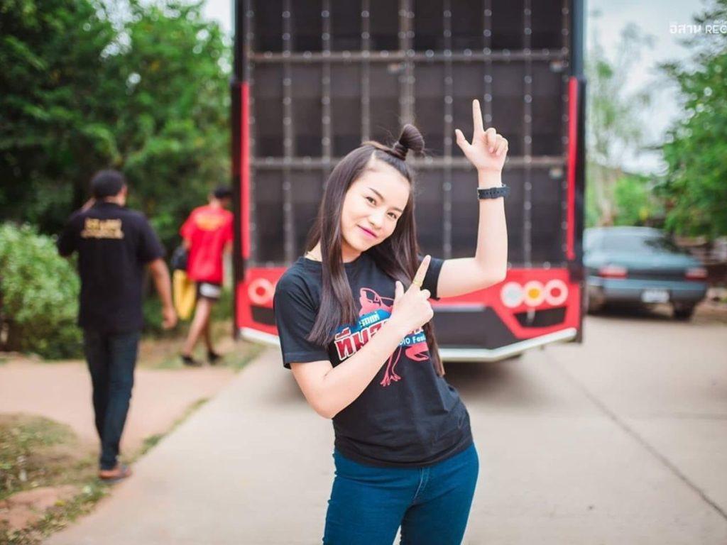 ราชินีรถแห่เบอร์หนึ่งของเมืองไทย